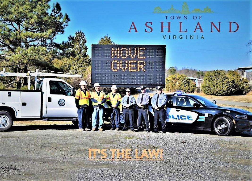 Police Department | Ashland, VA - Official Website