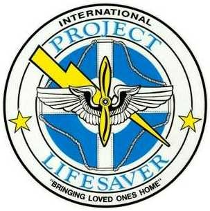 Project Lifesaver Emblem