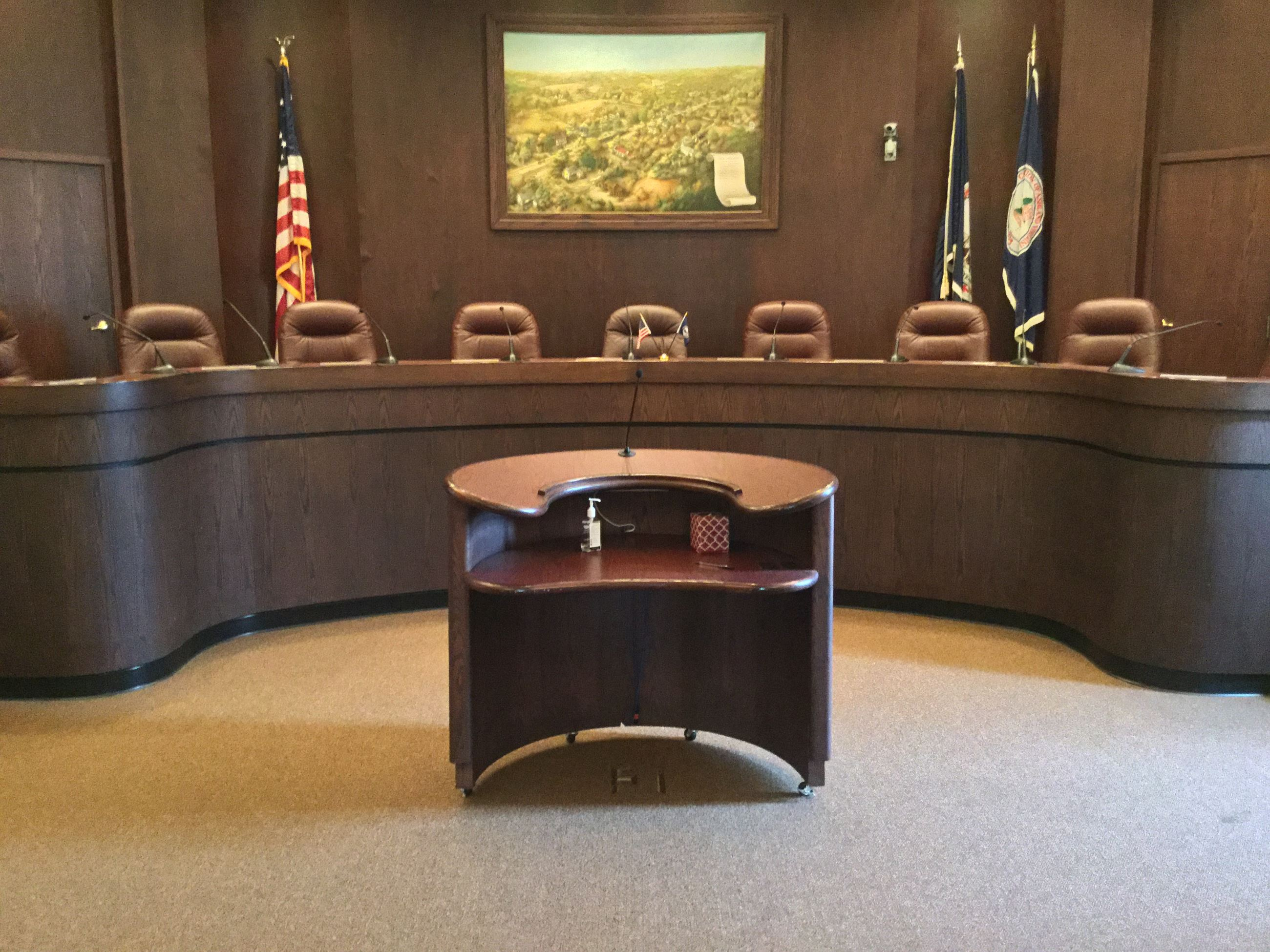 council chambers 1